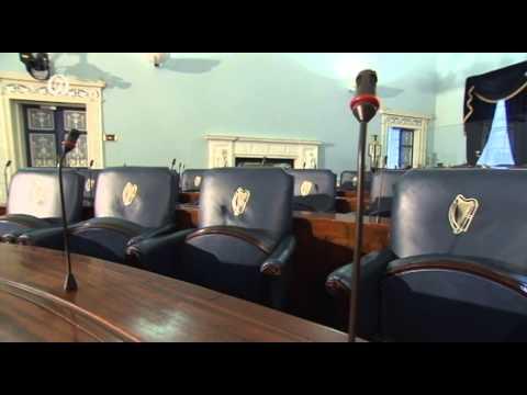Leinster House Tour - English Version