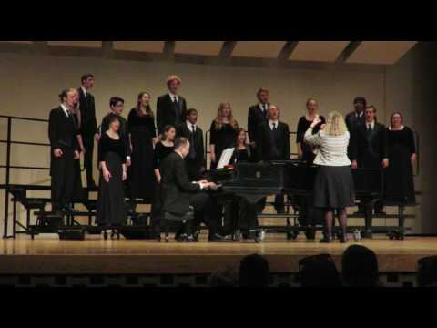 Grand Haven High School Choral Ensemble - Lullaby