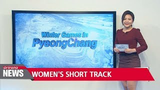 Choi Min-jeong falls victim to penalty in women's 500m short track
