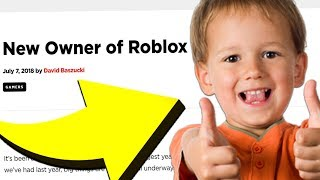IF A KID OWNED ROBLOX!! *REACTION*