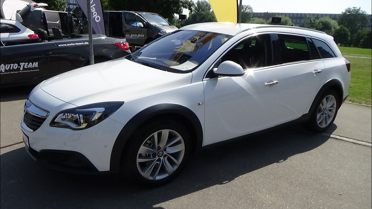 2015 opel insignia country tourer 4x4 exterior and interior automobil t bingen 2015 youtube. Black Bedroom Furniture Sets. Home Design Ideas