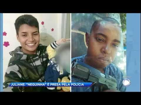 Polícia prende suspeita de participar da morte da PM Juliane