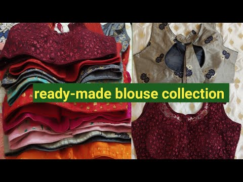 latest blouse collection