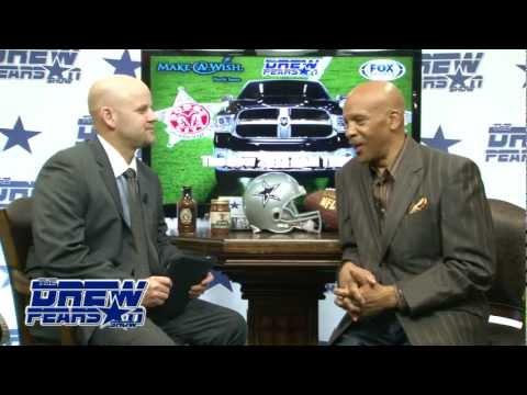 Drew Pearson Show   Episode #7 HD Walt Garrison ( FOX Sports)
