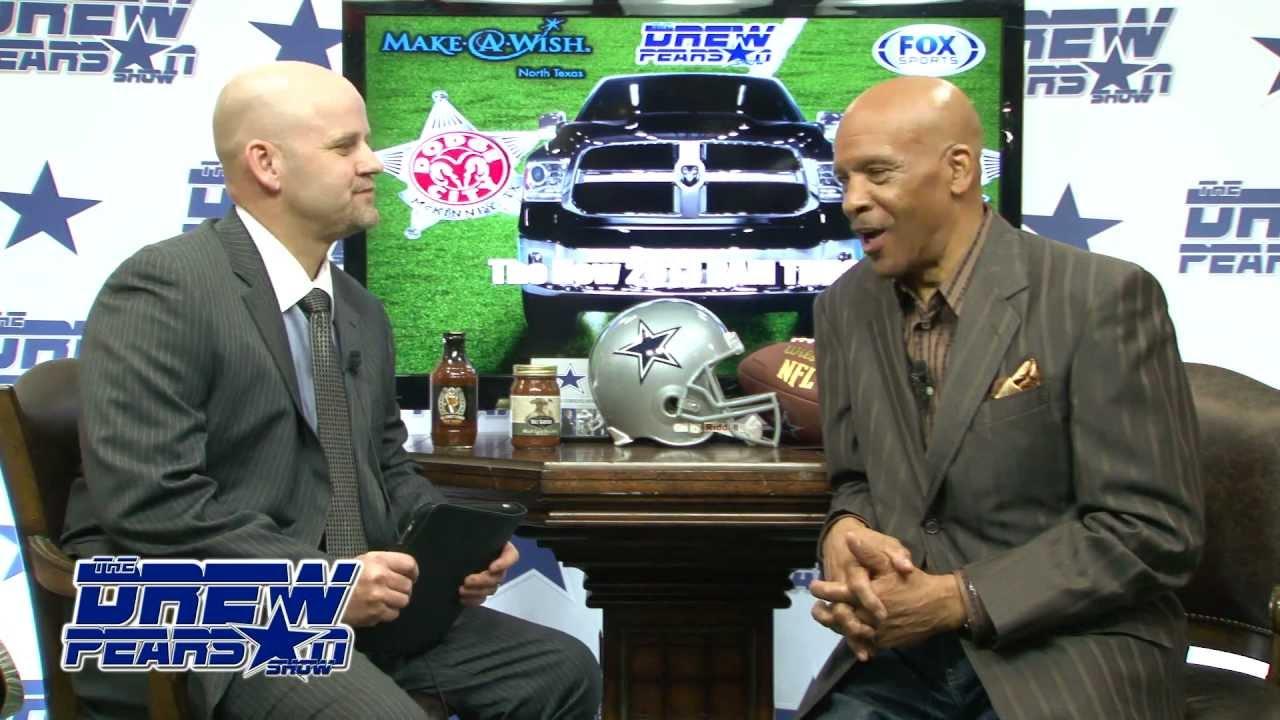 Dodge City Of Mckinney >> Drew Pearson Show Episode #7 HD Walt Garrison ( FOX Sports) - YouTube
