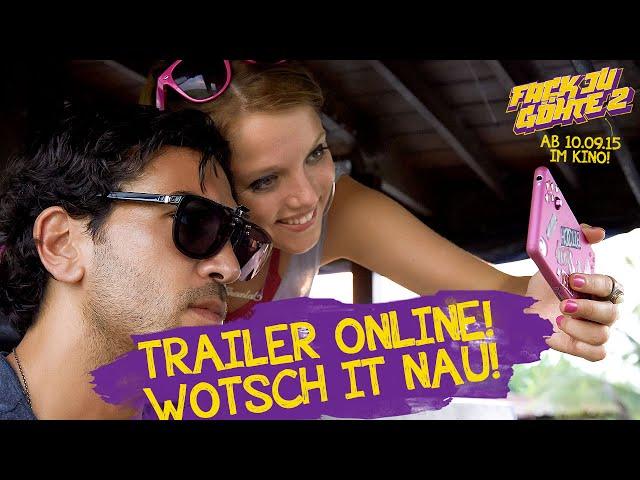 Mit Video Erster Finaler Trailer Zu Fack Ju Göhte 2 Jetzt Gehts