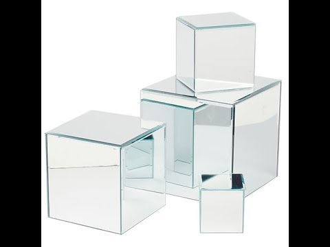 Wedding Vlog Series: Mirrored Cubes!!! Easy & Inexpensive