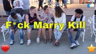 Fuck Marry Kill (FMK) | Ocean City