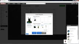 [ 006 ] ROBLOX Trading Series