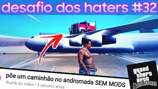 GTA p/ ANDROID - fiz oq os haters mandaram #32