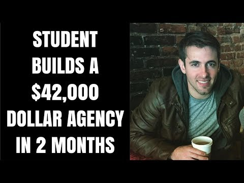 How YOU CAN CLOSE $3500 In Social Media Marketing Clients ft. Nick Payton