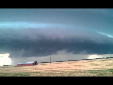 Tornado spotted in Texas in Fannin County!
