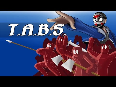 "T.A.B.S: Totally Accurate Battle Simulator | ""DELIRIOUS ARMY!!!!!"""