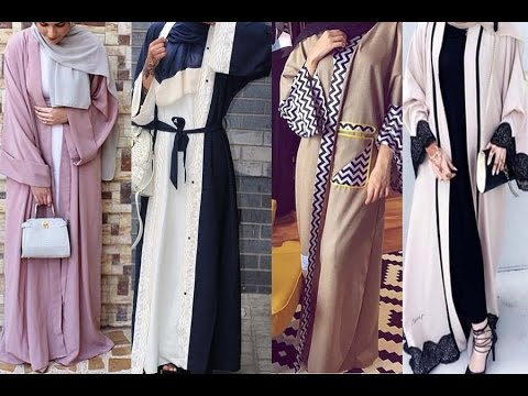 46e597e45f72e Dubai fashion style - Abaya Designs Lookbook - عبايات خليجية اماراتية