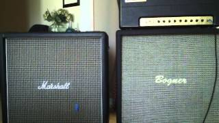 G12M Greenbacks vs V30 Speakers