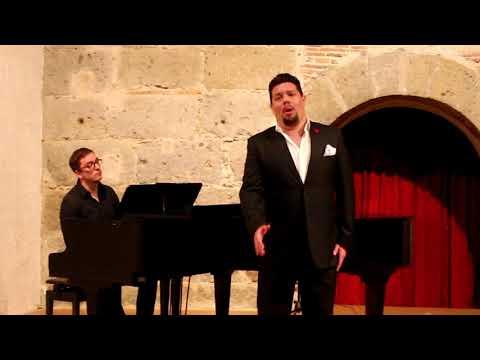 Un aura amorosa. Cosi fan tutte. W. A. Mozart - Ricardo Calderón / Andrés Sarre