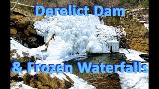 Frozen Waterfalls In North Cheyenne Cañon - Abandoned  Lock & Dam System thumbnail