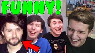 Dan and Phil Tumblr Tag 2 Reaction (AmazingPhil My Tumblr Tag 2)
