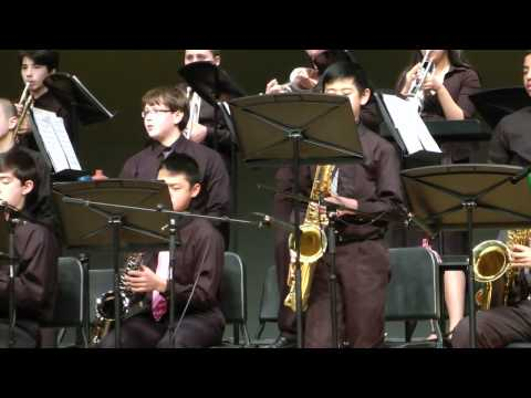 11 Babe Won't You Please Come Home - Jazz Ensemble, Montgomery Upper Middle School