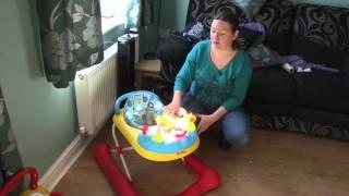 Red Kite Baby Walker - Customer Review Video | Naomi BabySecurity