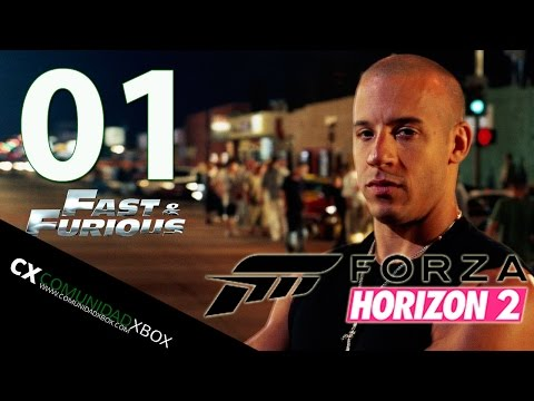 fast and furious | Forza Horizon 2 | Somos Dominic Toretto #1