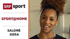 sport@home mit Salomé Kora - Folge 7