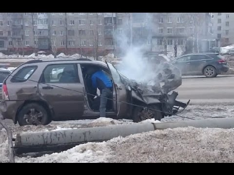 autounf lle russland 2016 extreme car crashes in russia compilation youtube. Black Bedroom Furniture Sets. Home Design Ideas