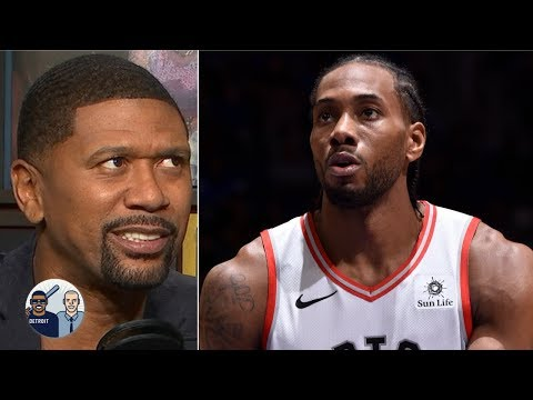 Teasing Kawhi about his New Balance shoe deal is laughable | Jalen & Jacoby