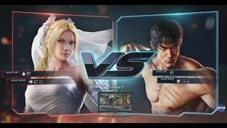 Baixar TEKKEN 7 | Gameplay Multiplayer | Nina vs Law | Duomo di Sirio