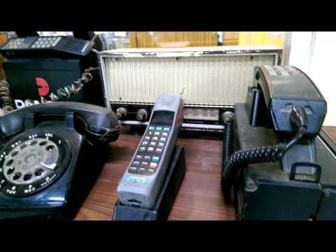 โทรศัพท์โบราณ และมือถือรุ่นเก่าๆ