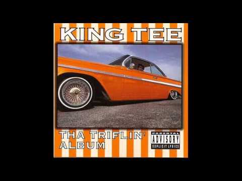 KING TEE A Hoe B4 Tha Homie Feat ICE CUBE