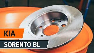 Как се сменя Колесен цилиндър на OPEL COMBO Box Body / Estate (X12) - видео наръчници стъпка по стъпка