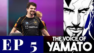 The Voice of Yamato Episode 5 - Fnatic is getting Wider #LEC #FNCWIN
