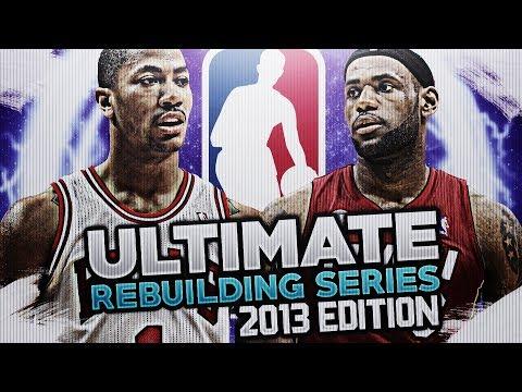 """2013 EDITION"" ULTIMATE REBUILDING SERIES #1 - NBA 2K18"