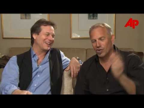 """Kevin Costner & Bill Paxton about """"Hatfield & McCoys"""""""