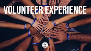 Volunteer & study in Canada: Volunteer Experience