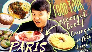 First Time Trying TRADITIONAL FRENCH FOOD in Paris France! OLDEST Bakery in Paris thumbnail