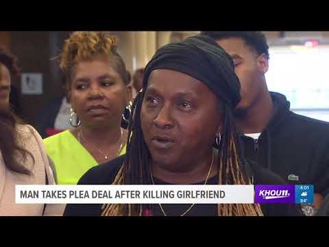 Man who murdered girlfriend in front of kids pleads guilty, sentenced