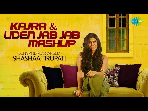 Kajra Mohabbat Wala | Uden Jab Jab Zulfein Teri | Recreated | Shashaa Tirupati