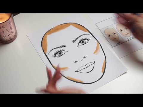 HOW TO CONTOUR AND HIGHLIGHT FOR All FACE SHAPES