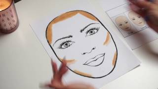 HOW TO CONTOUR AND HIGHLIGHT FOR All FACE SHAPES LIV MIA MAKEUP
