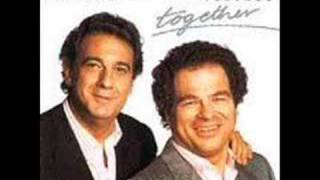 "Itzhak Perlman & Placido Domingo  ""Estrellita"""