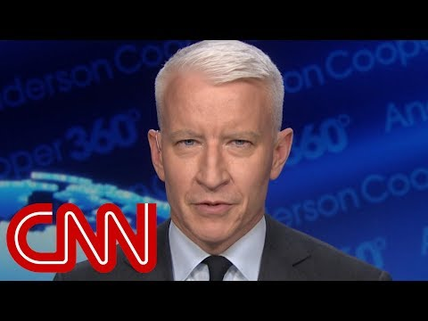 Anderson Cooper: Trump foils WH attempt to shift blame