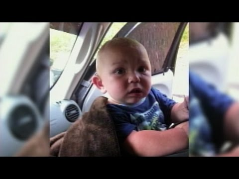 Man finds Floyd County toddler crawling down road