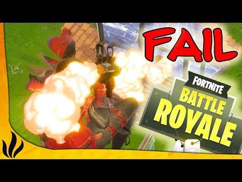 MON FAIL LE PLUS RIDICULE ! (Fortnite: Battle Royale)