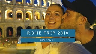 THE ULTIMATE ROME TRIP