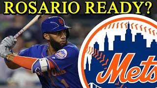Amed Rosario - NY Mets 2019 Season Is Rosario Ready? 2019 New York Mets Season Preview NYM Offseason