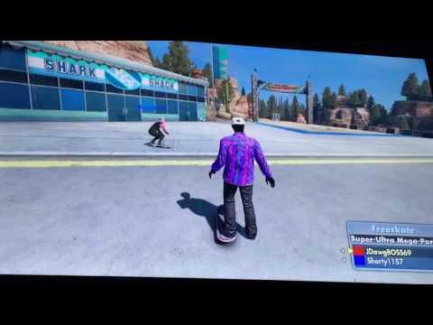 Skate 3 (Fs) 360 Pop Shuvit Bounce Glitch 2016