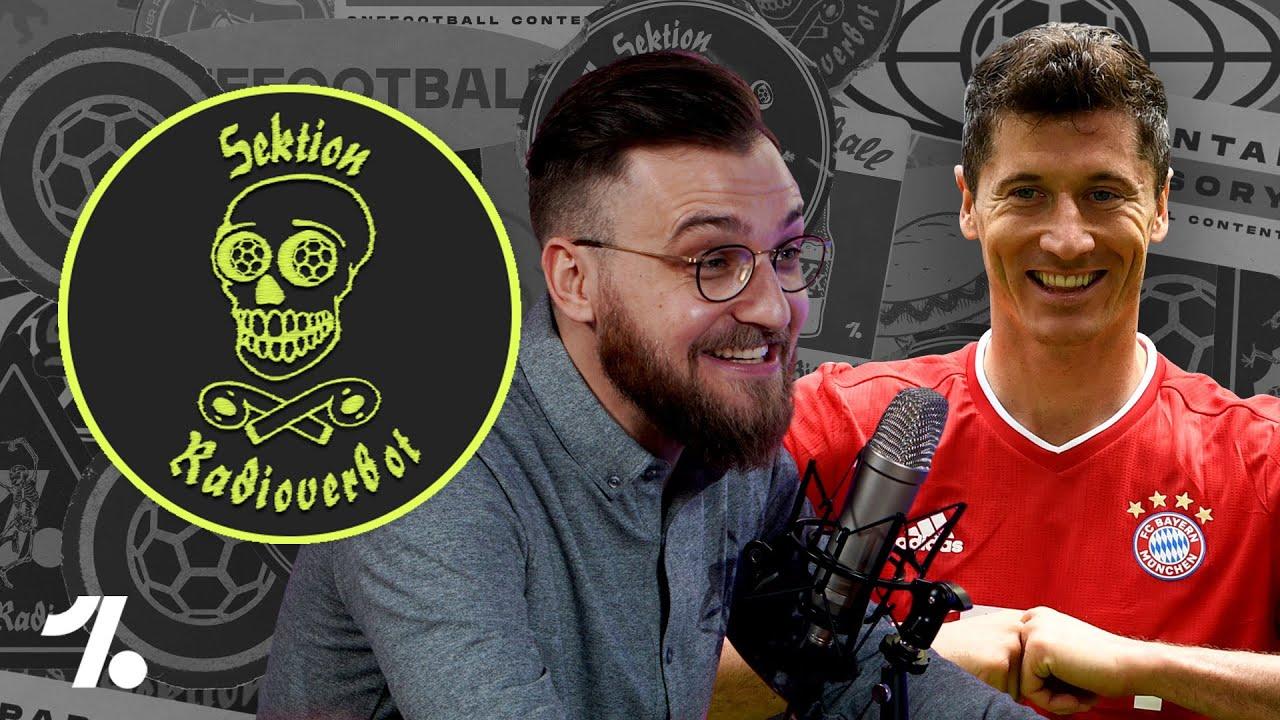 Macht der FC Bayern die Bundesliga kaputt? Sektion Radioverbot Highlights