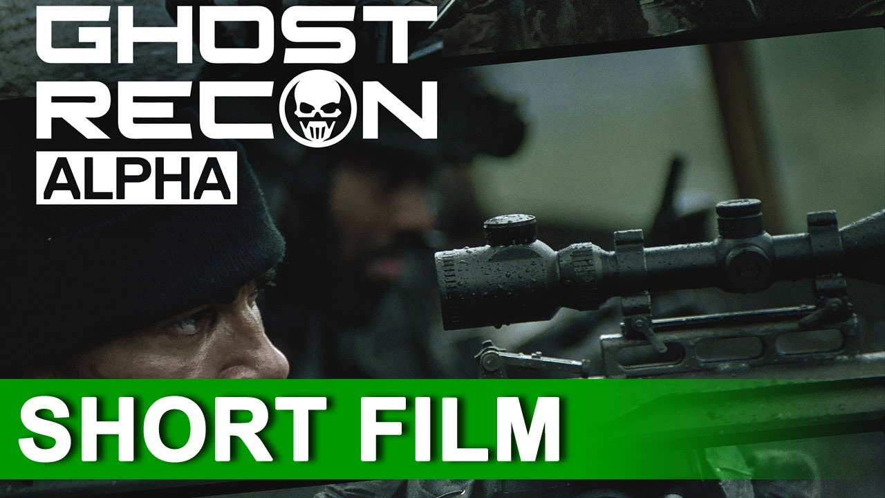 Ghost Recon Alpha Short Film Official Trailer 2012 Full Hd Youtube